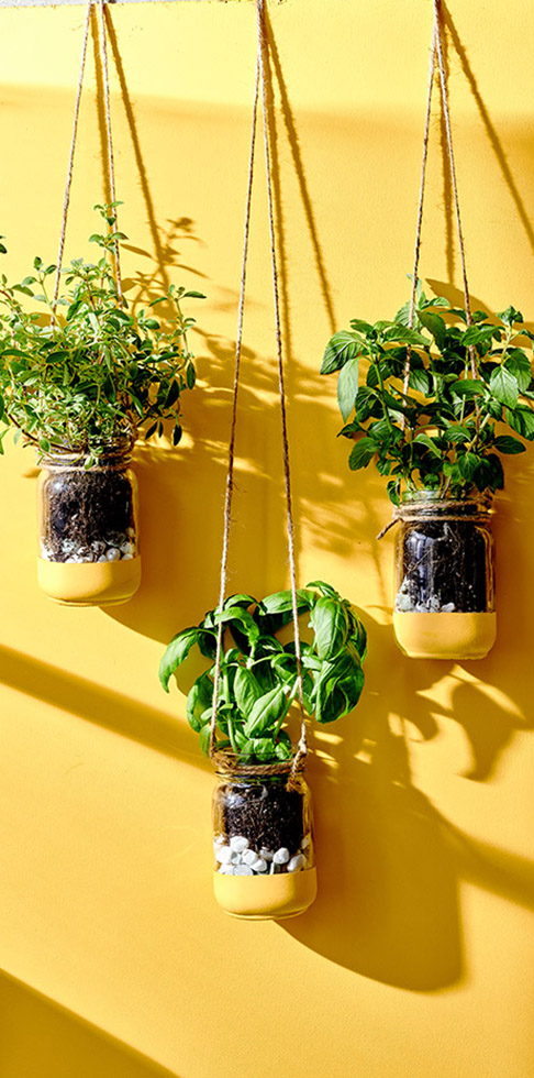 Hanging Herb Garden Final