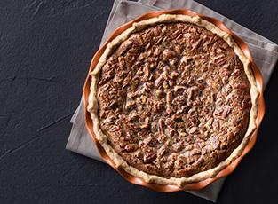 Sweet Potato-Pecan Pie