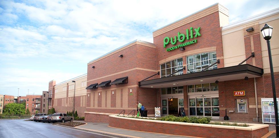 Publix store front store 1453