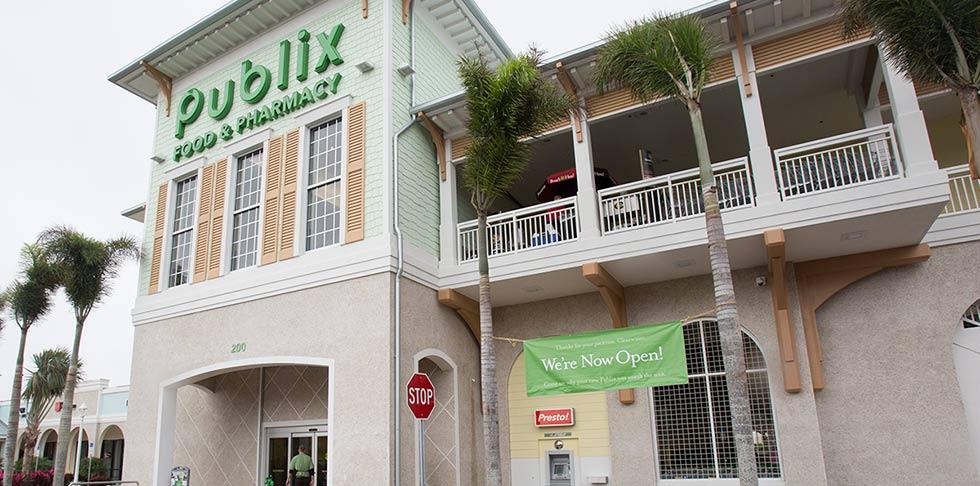 Publix store front store 1562