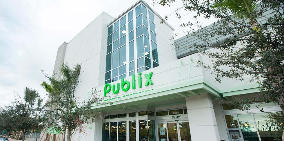 Publix store front store 1571