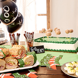 Hosting the Ultimate Big Game Party