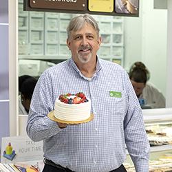 A Cake Decorators Journey – Don Lovering
