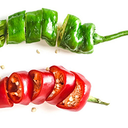 Basic Guide to Chile Peppers