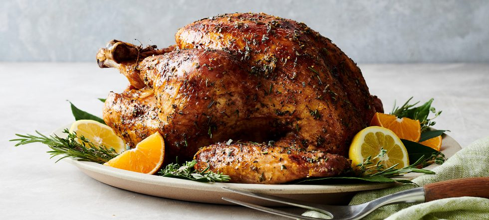 How to Prepare, Roast and Carve the Ultimate Thanksgiving Turkey