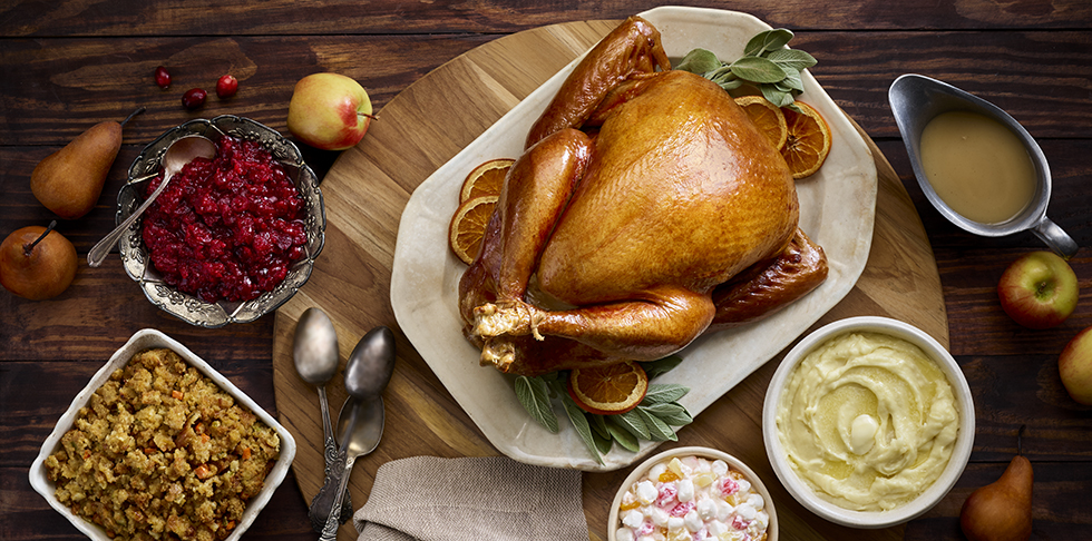 Holiday Meal Planning with the Publix Deli