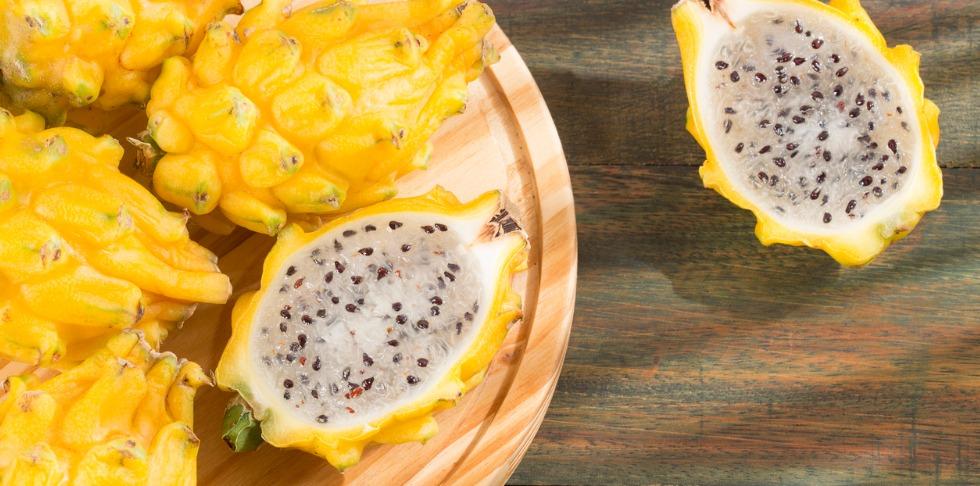 Check it Out: Yellow Dragon Fruit