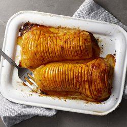 glazed butternut squash