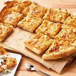 pizza party squares
