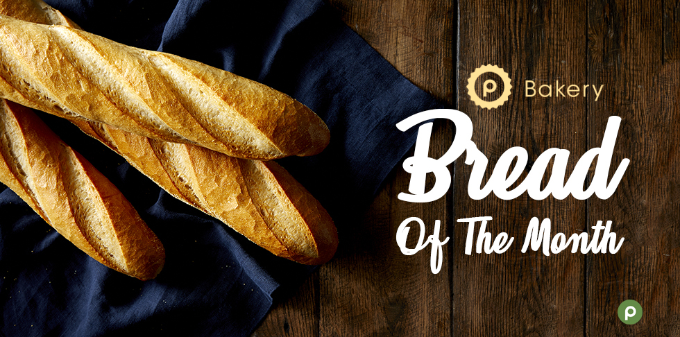 Publix Bakery Bread of the Month
