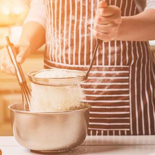 Basic Baking Cheat Sheet: Ingredient Substitutions