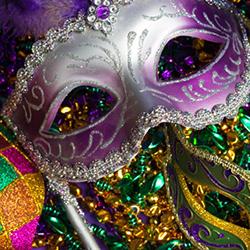 Celebrating Mardi Gras In Style