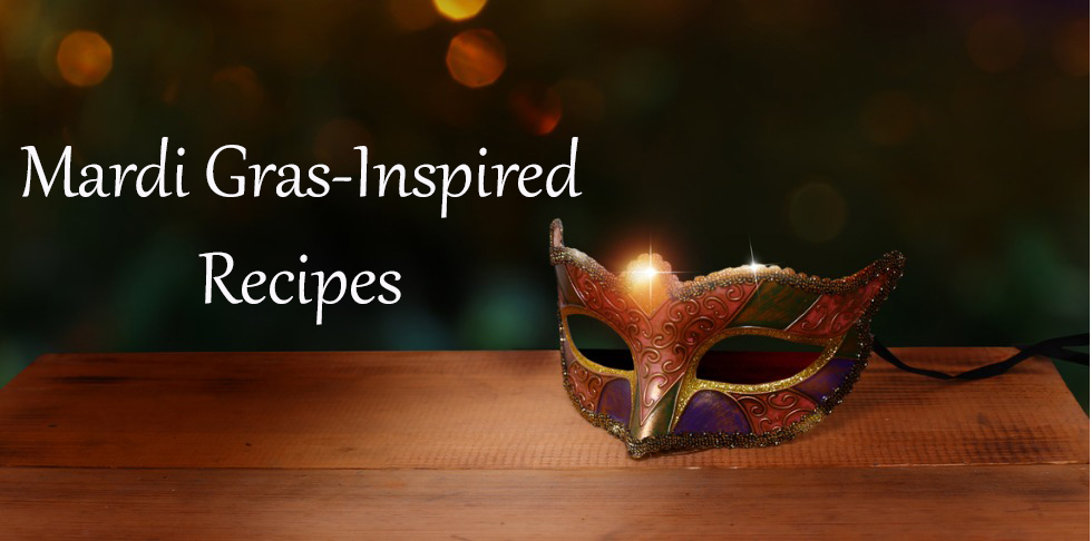Mardi Gras-Inspired Recipes and Products