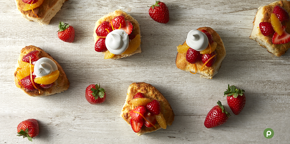 The Sweetest Strawberry Shortcake Recipes