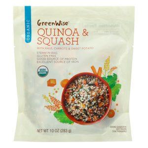 Quinoa Squash