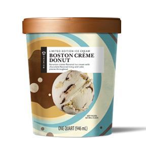 Boston Creme Donut Publix Ice Cream