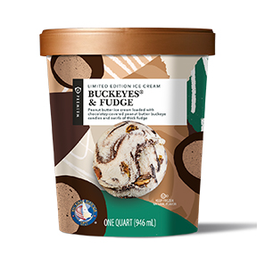 Buckeyes and Fudge Publix Ice Cream