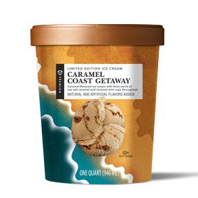 Caramel Coast Getaway Publix Ice Cream