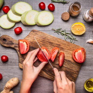 Pro Tips for Cutting Fruits and Veggies