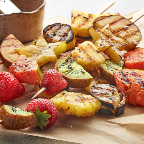 Sweet Summertime: How to Grill Fruit