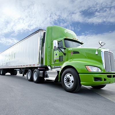 Publix Semi Truck