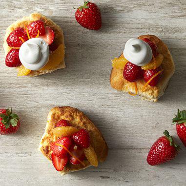 The Sweetest Strawberry Shortcake Recipes