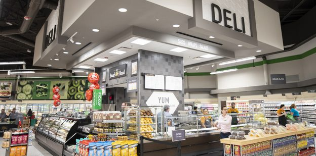 Publix deli counter