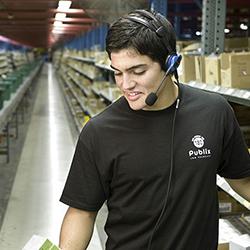 Job Spotlight: Warehouse Selector