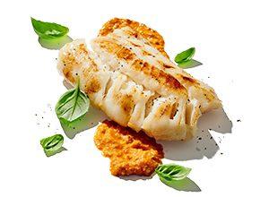 Publix Aprons Romesco-Style Fish