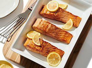 Publix Aprons Broiled Citrus Salmon