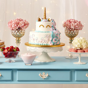 5 Sweets for Your Unicorn Party Dessert Table
