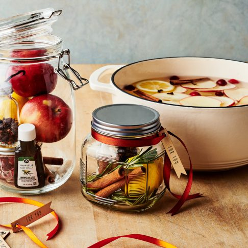 Apple Pie Simmer Pot ingredients