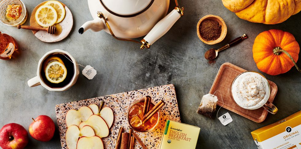 3 Tea Recipes to Satisfy Your Fall Cravings