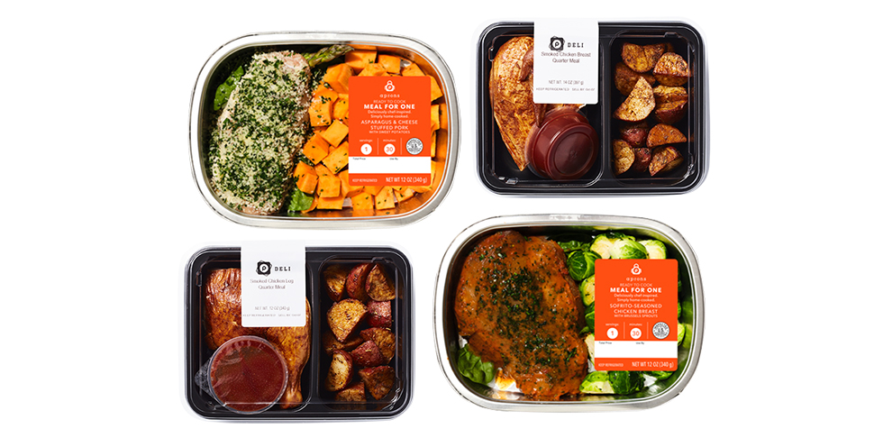 Check It Out: New Individual Meals for You to Enjoy