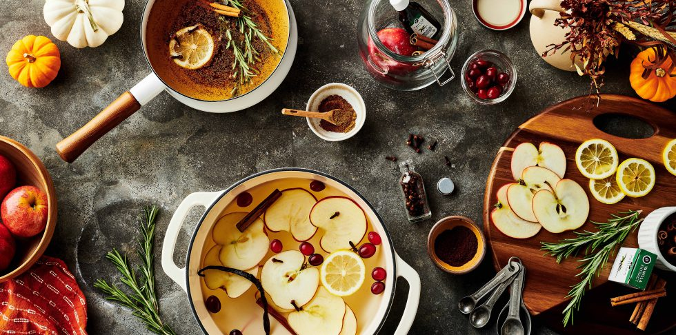 DIY Simmering Potpourri Recipes