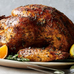 How To Prepare, Roast, and Carve The Ultimate Thanksgiving Turkey