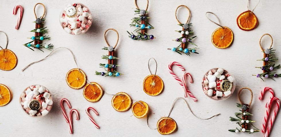 3 Festive DIY Holiday Ornaments