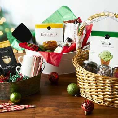 8 Gift Basket Ideas for Everyone on Your List