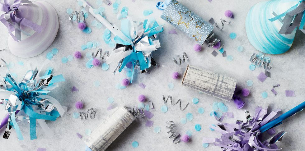 3 New Year's Eve Holiday Crafts