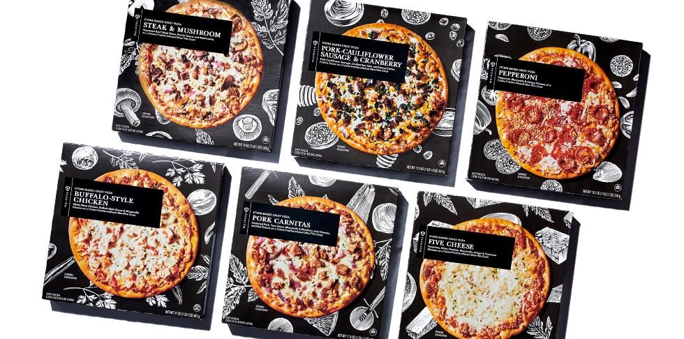 6 New Publix Premium Stone-Baked Crust Pizzas
