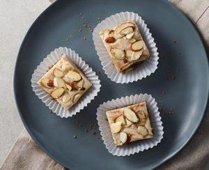 Publix Aprons Snicker-Snap No-Bake Fudge Plated Recipe
