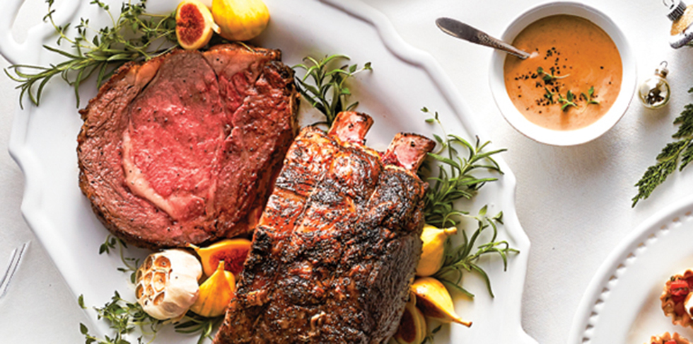 How to Make a Showstopping Rib Roast for the Holidays