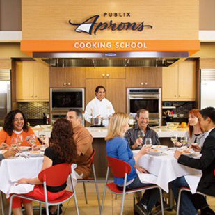 Bring Out the Chef in You – Aprons Cooking School