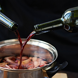 How Cooking with Alcohol Can Boost Flavors