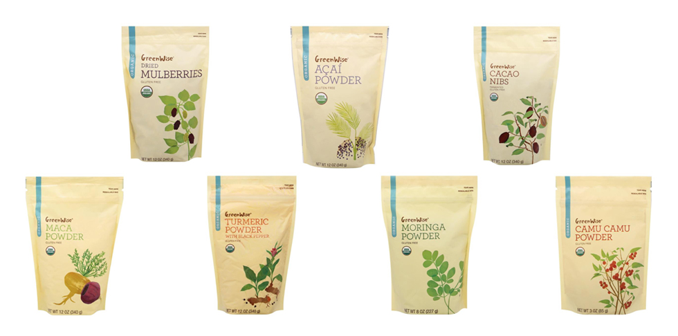 NEW: GreenWise Nutritional Powders