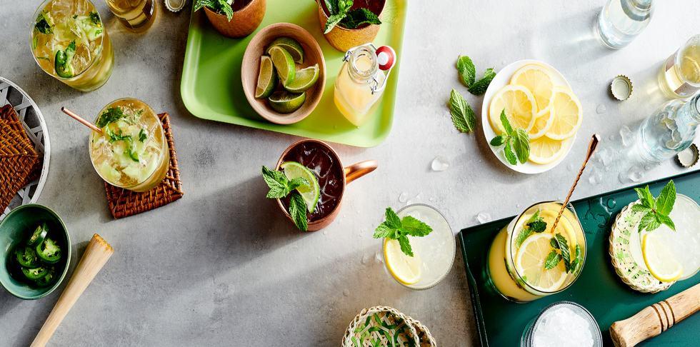 Publix Aprons® Mocktail Recipes