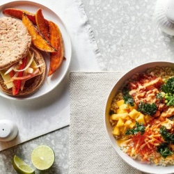 5 Plant-Based Recipes to Try