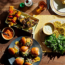 Summertime Cookout Recipes