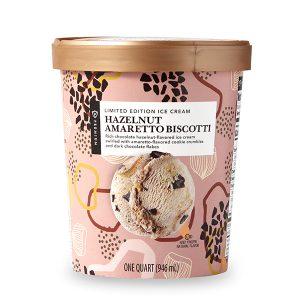 Hazelnut Amaretto Biscotti Publix ice cream