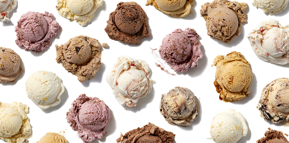 Limited-Edition Ice Cream: Spring Is Here